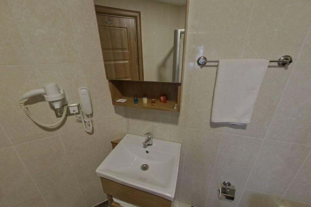 Standard Double Room - Bathroom Sink