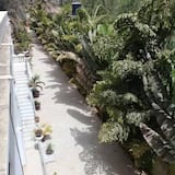트리플룸, 발코니 - 발코니