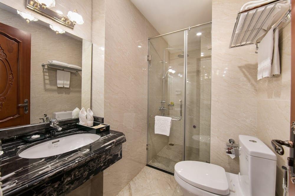 Suite Júnior (Apartment) - Casa de banho