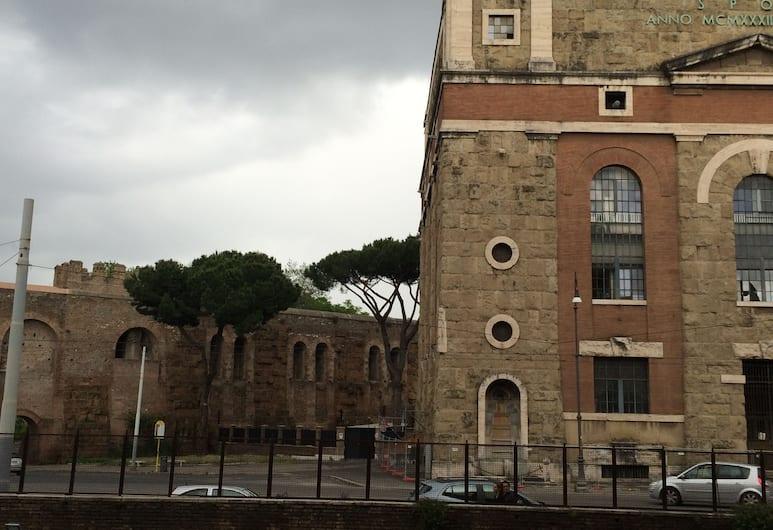 Casa Tua A Porta Maggiore, Roma, Otel manzarası