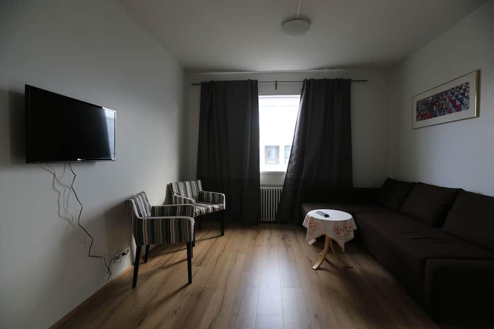 City Suite, Private Bathroom - Living Room