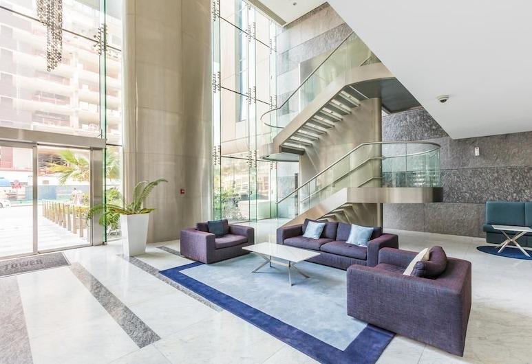 Piks Key - Dubai Marina Heights, Dubajus, Vestibiulis