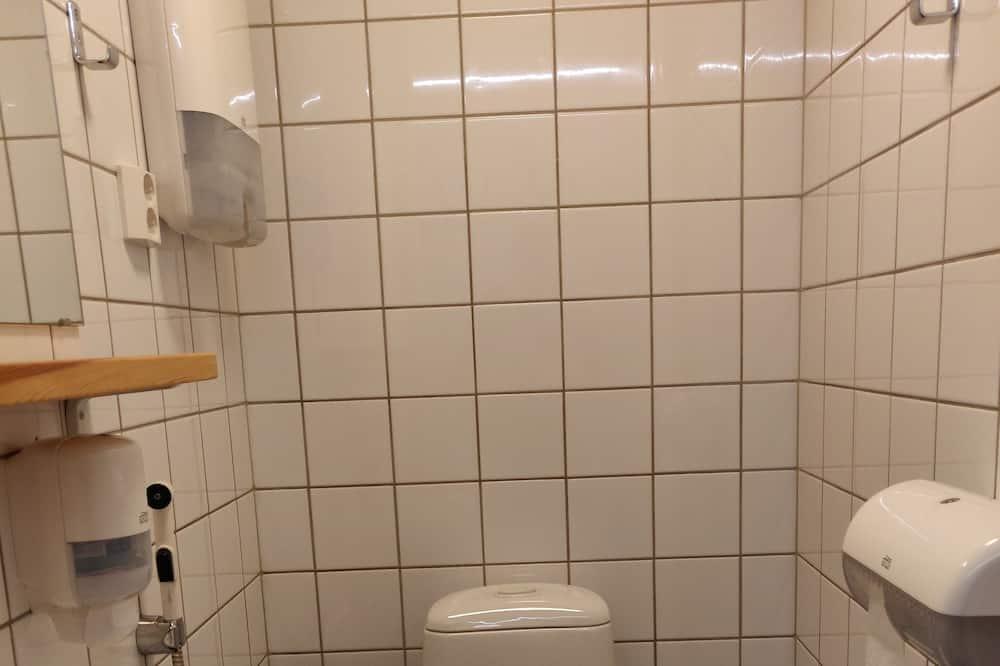 共用宿舍, 2 張單人床 - 浴室
