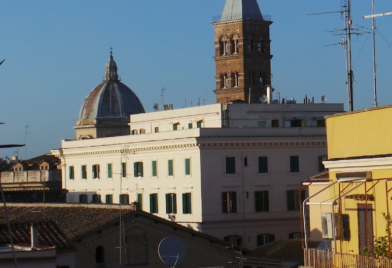 蒙提區你的家公寓酒店, 羅馬, 公寓, 3 間臥室 (Via Giovanni Lanza, 91), 城市景觀