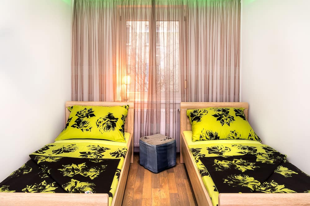 Апартаменты, 2 спальни (incl. final cleaning fee € 25,-) - Зона гостиной
