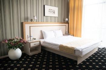 Irkutsk bölgesindeki Ochagof Hotel resmi