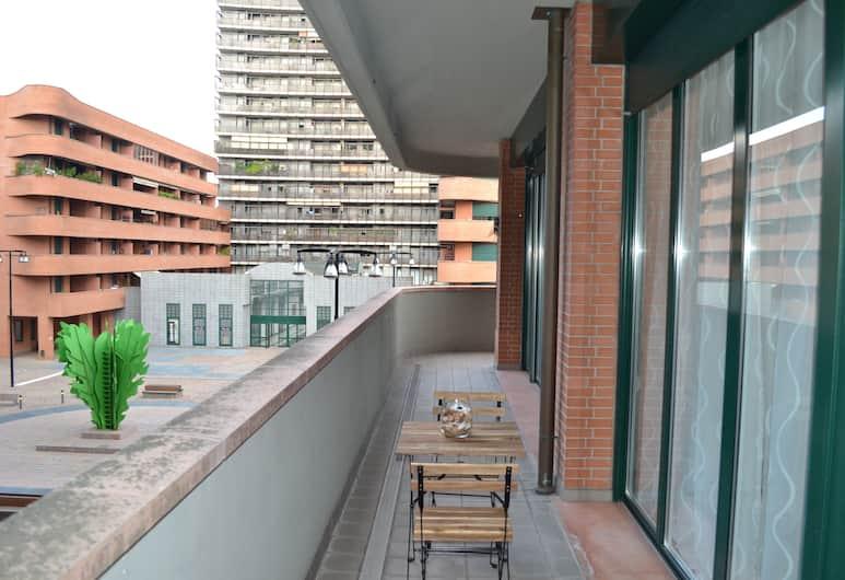 4 Star Family & Friends Apt, Bologna, Appartamento familiare, 2 camere da letto, 2 bagni, Balcone