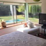 家庭單棟房屋, 5 間臥室, 熱水浴缸 - 客房