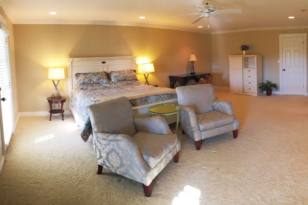 ห้องสวีท, เตียงคิงไซส์ 1 เตียง, ห้องน้ำส่วนตัว, วิวทะเลสาบ - พื้นที่นั่งเล่น