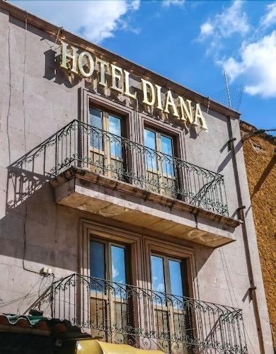 Hotel Diana San Juan De Los Lagos