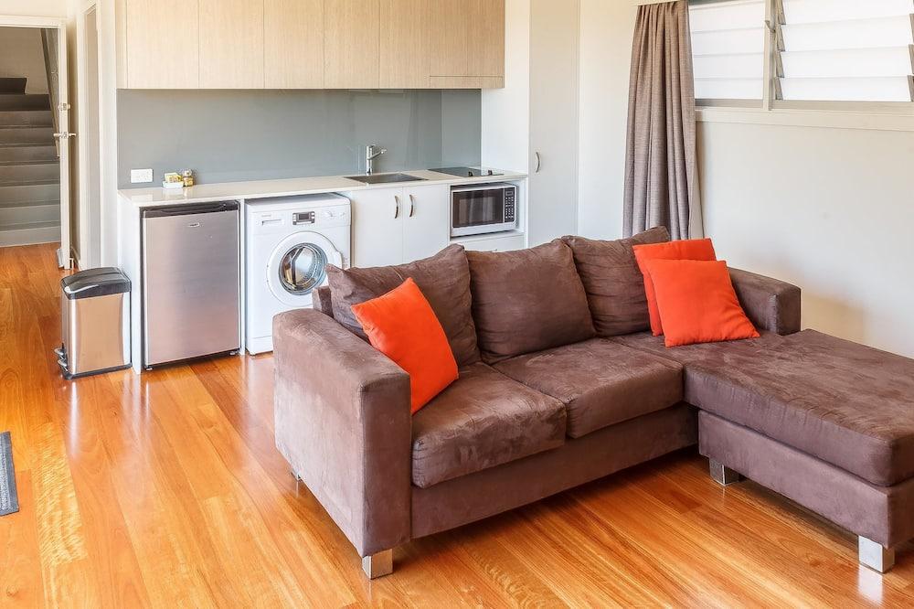 Ferienhaus, 2Schlafzimmer - Wohnzimmer