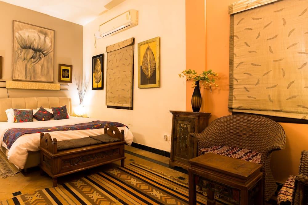 Deluxe Single Room, 1 Double Bed, Garden View, Garden Area - Bathroom