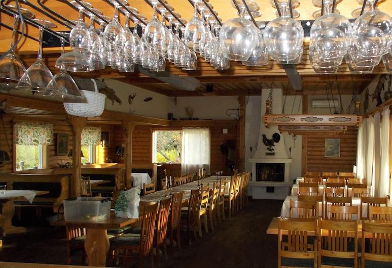 Hotell Vildmarken, Långserud, Hotelbar