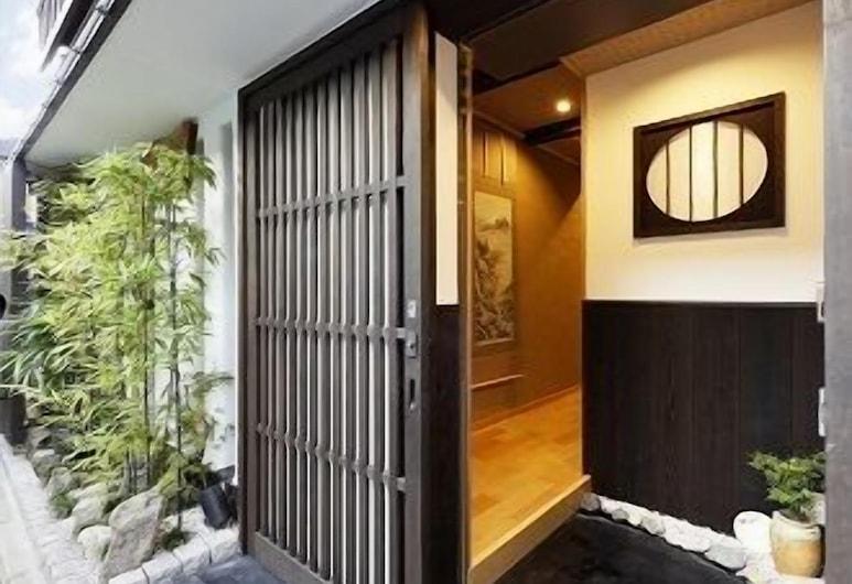 京都向日葵四條通河原町站飯店, Kyoto, 飯店入口