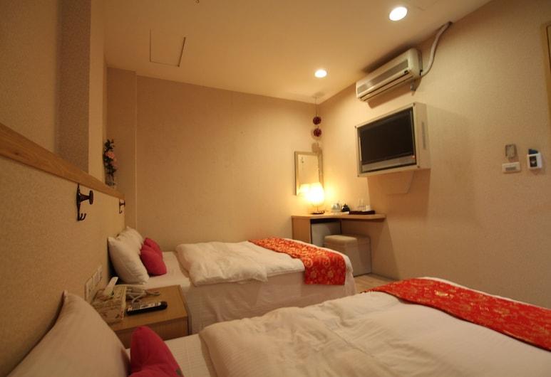 Tanxiang Hostel Sun Moon Lake, Yuchi, Štvorlôžková izba, Hosťovská izba