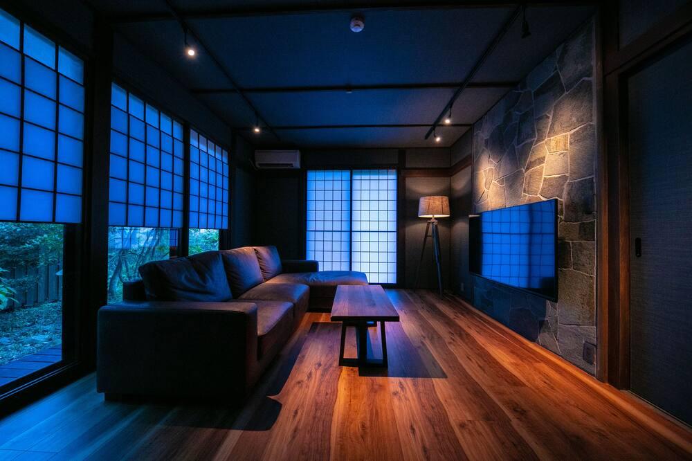 Habitación Premium (Japanese Western, Open-air Bath) - Habitación
