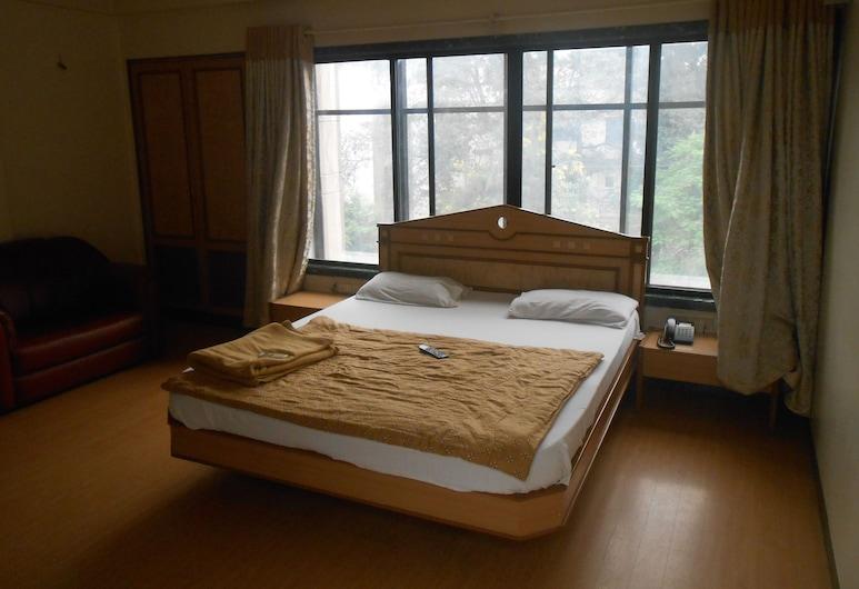 Hotel Pooja International, Nashik, Special Deluxe Room, Vendégszoba
