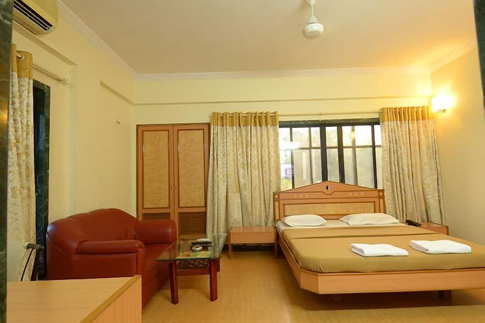 Family Single Room, 1 Bedroom, Smoking, City View - Bilik Rehat
