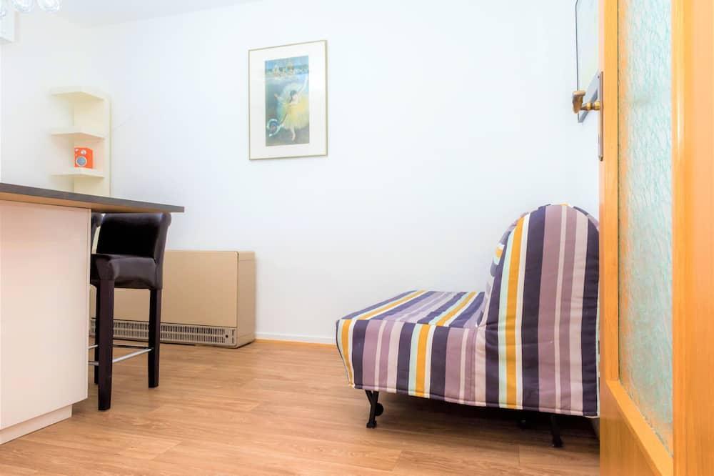 City-Apartment, 2Schlafzimmer, Nichtraucher - Wohnbereich