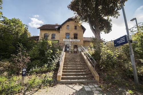 萊比錫阿爾特巴斯塔希酒店/