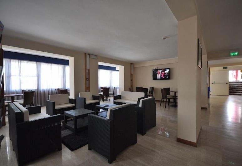 Hotel Alhambra, Rimini, Lobi Dinlenme Salonu