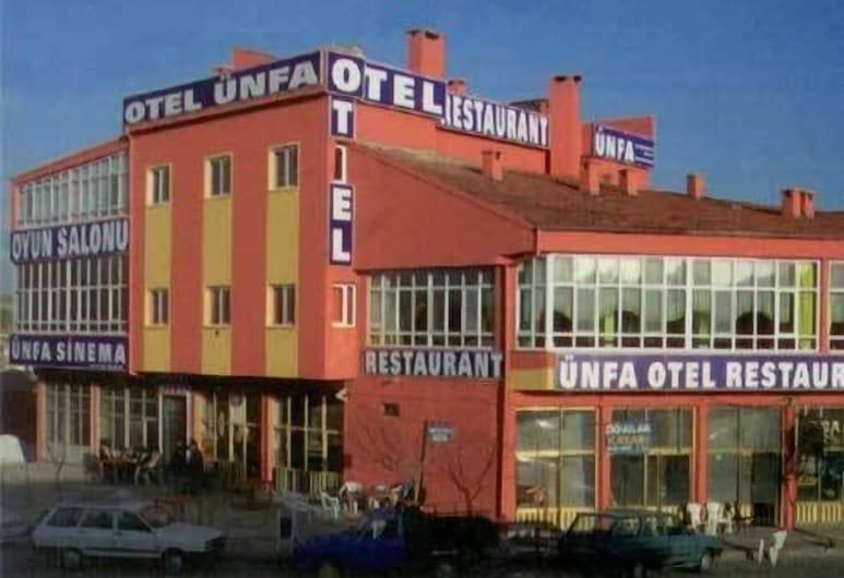 Unfa Otel, Derinkuyu