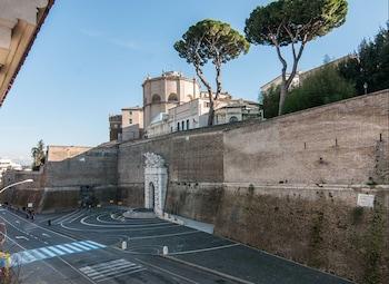 로마의 마이 베드 바티칸 뮤지엄 사진