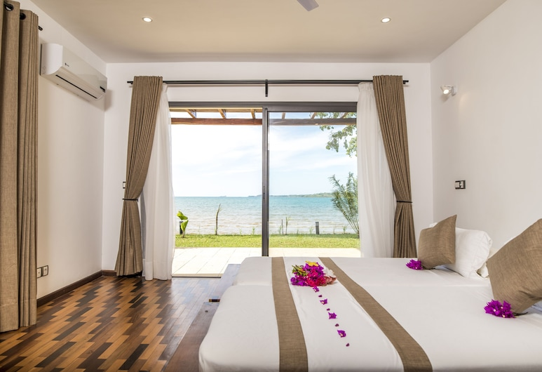 Home Madagascar The Residence, Nosy Be, Superior Villa, 2 Bedrooms, Private Pool, Beachside, View from room
