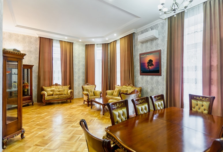 Boulevard Apartments& Residences, Baku, Premium appartement, Woonruimte