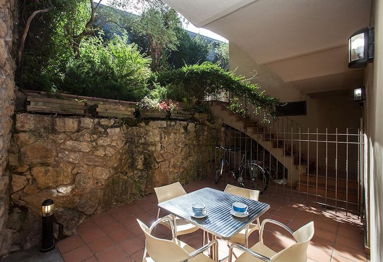 Apartamentos Gerona Dreams Rentals, Girona, Family külaliskorter, Terrass
