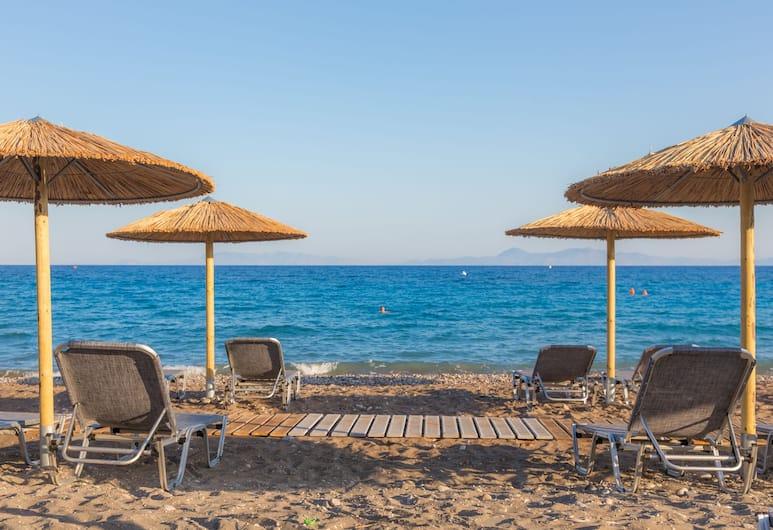 Akti Imperial Deluxe Resort & Spa - All Inclusive, Rodosz, Strand