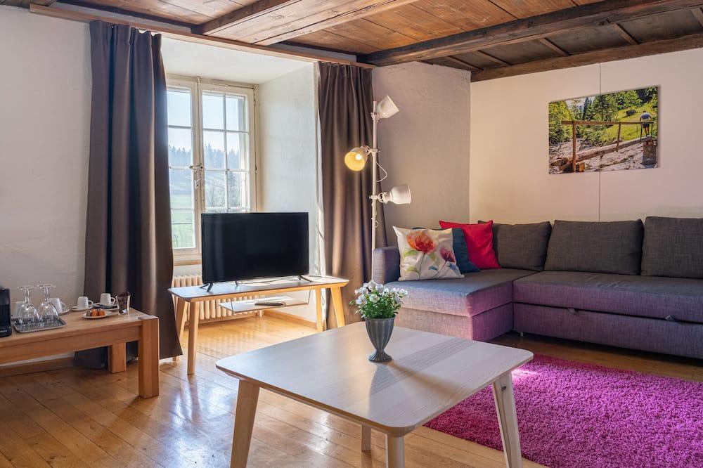 Suite Comfort, 1 Tempat Tidur Queen - Area Keluarga