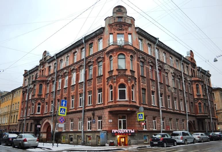 Мини-гостиница Rinaldi Victory, Санкт-Петербург, Вход в отель