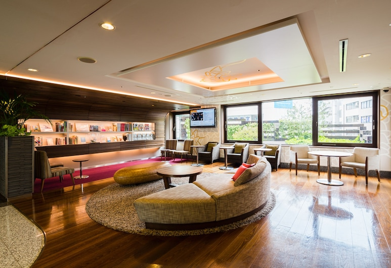 JR-EAST HOTEL METS SHIBUYA, Tokyo, Lobby Lounge