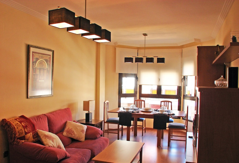 Apartamentos Legazpi, Albacete, Apartament, Salon