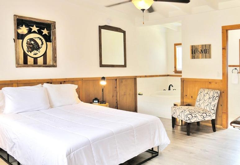 Topa Vista Hotel, Ojai, Osnovni studio apartman, Soba za goste