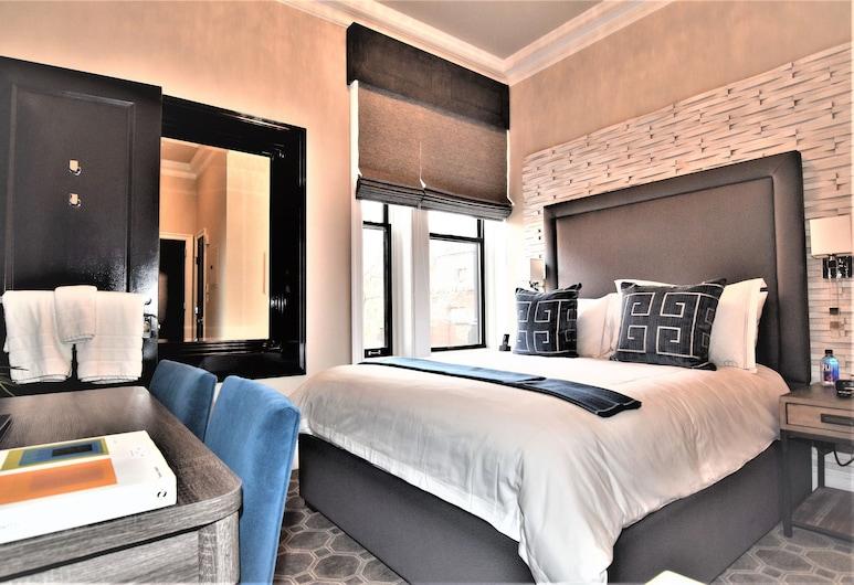No. 284, Boston, Standardzimmer, 1 Queen-Bett, Nichtraucher (Petite Queen), Zimmer