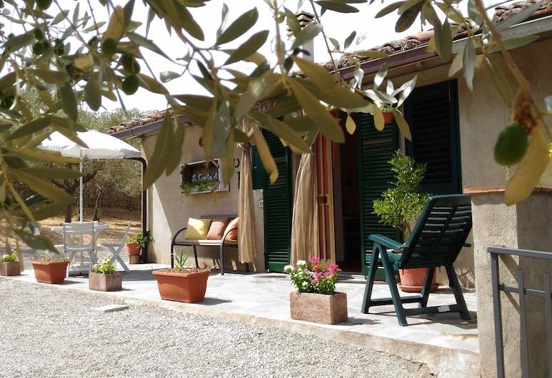 La Casa tra gli Ulivi Cottage House, Κορτόνα, Διαμέρισμα, Αίθριο/βεράντα