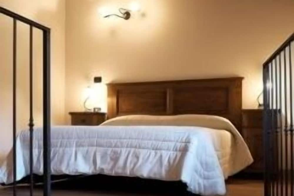 Duplex, 1 Bedroom (La Legniaia) - Bilik Tamu