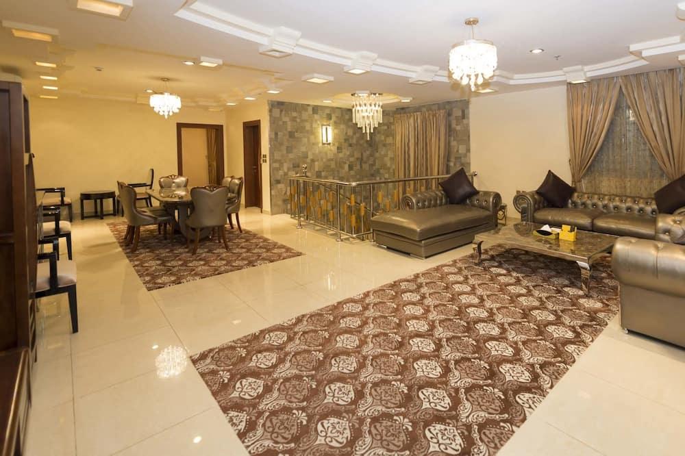 Villa, 4 habitaciones - Sala de estar