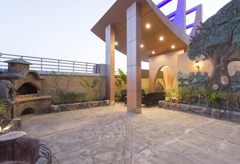 Renz Hotel, Jeddah, Villa (Ghroub), Terrasse/Patio
