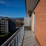 Apartment, 2 Bedrooms, Terrace, Mountainside - Balcony