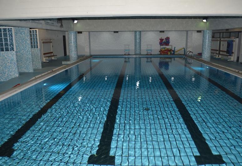 Canadian Hotel, L'Aquila, Indendørs pool