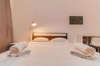 特拉維夫雙人開放式公寓酒店 - 波格拉歇夫海灘附近的圖片