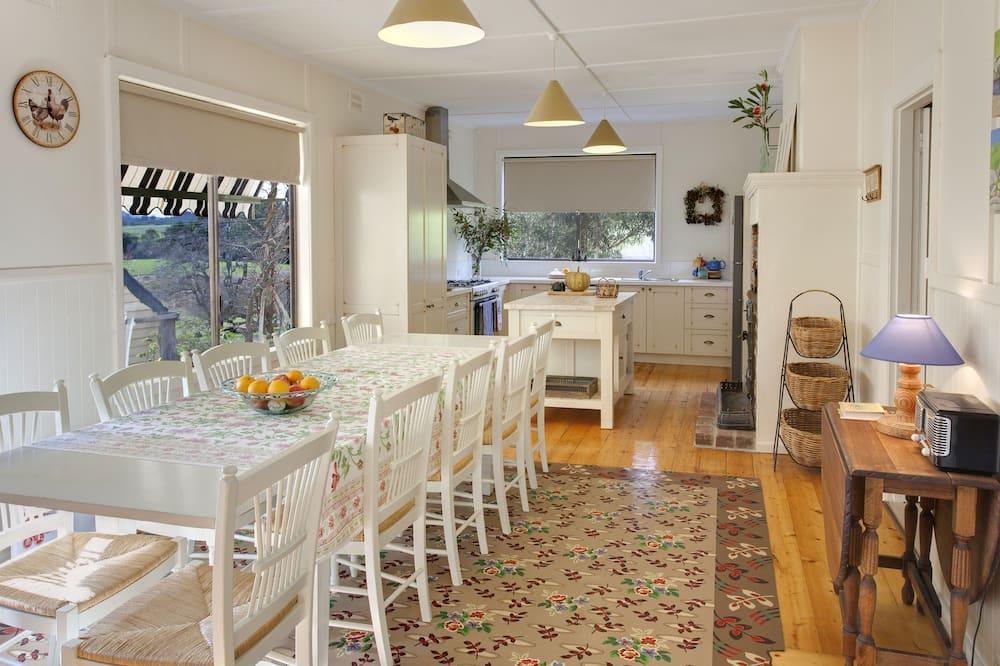 Luxury-Haus, 3Schlafzimmer, Gartenblick - Zimmer
