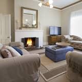 Luxury-Haus, 3Schlafzimmer, Gartenblick - Wohnbereich
