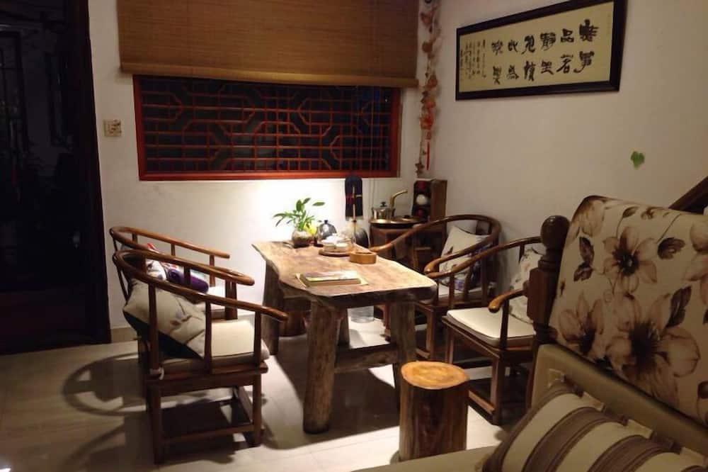 Apartament typu Signature Suite - Powierzchnia mieszkalna