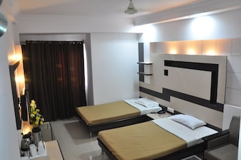 Bild vom HOTEL LAKE PRINCESS  in Bhopal