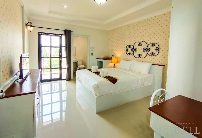 Ploy's Pearl Hotel, Surat Thani, Deluxe Double Room, Servicio de comidas en la habitación