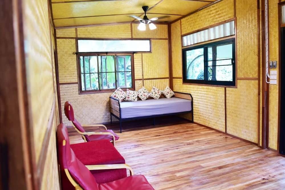 Family Room, 2 Bedrooms, 2 Bathrooms (Fan) - Living Area